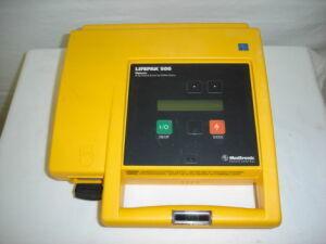 PHYSIO CONTROL LifePak 500 Defibrillator for sale