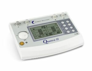 CURRENT SOLUTIONS Quattro II Muscle Stimulator for sale