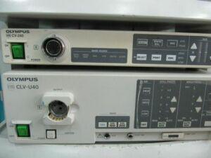 OLYMPUS CV-240 Endoscopy Processor for sale