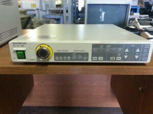 OLYMPUS CV 100 Light Source for sale