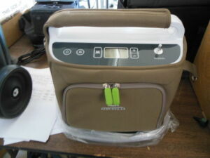 RESPIRONICS Simply Go Portable Oxygen Concentrator for sale