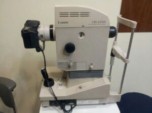 CANON CR6DIGITAL Fundus Camera for sale