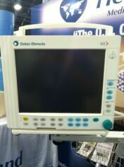 DATEX-OHMEDA S/5 Compact Anesthesia Monitor for sale
