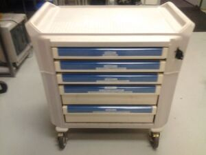 METROFLEX 305447 Pharmacy/Med Cart for sale