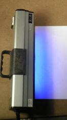 for sale spectroline enf 280c uv light. Black Bedroom Furniture Sets. Home Design Ideas