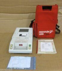 MARQUETTE Series Responder 1200 Defibrillator for sale