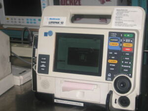 LIFEPAK 12 Defibrillator for sale