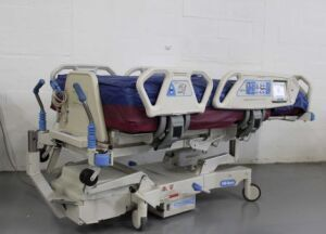 hill rom total care bariatric bed manual