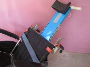 Used Garaventa Stair Trac Lift Sa 2 Wheelchair For Sale