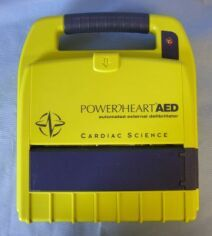 AUTOMATIC EXTERNAL 9200RD Defibrillator for sale