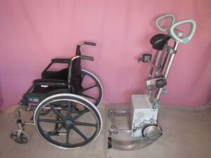 Used Scalamobil S27 Wheelchair Stair Climber Lift Patient
