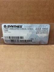 SYNTHES 222.56 Orthopedic - General for sale