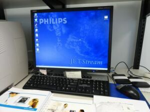 PHILIPS JETStream Workspace Nuclear Computer for sale