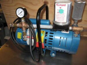 GAST A-750 Air Compressor for sale