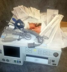 COROMETRICS 128 perinatal Fetal Monitor for sale