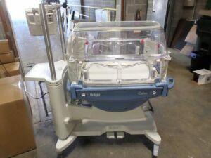 Draeger Caleo service manual incubator