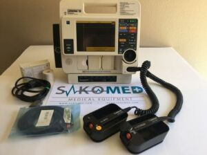 PHYSIO CONTROL LP12 Biphasic Defibrillator for sale