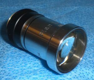 CARL ZEISS Plan 1.25/0.04 Microscope for sale