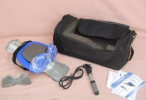 New Starr Portable Cervical Pneumatic Traction Device For