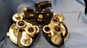 LEICA 11635B Phoroptors / Refractors for sale