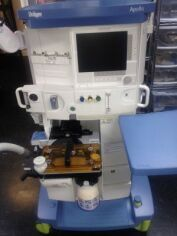 DRAGER Apollo Anesthesia Machine for sale