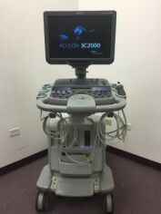 ACUSON SIEMENS SC2000 Cardiac - Vascular Ultrasound for sale