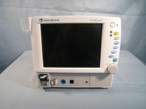 DATEX-OHMEDA Cardiocap / 5 Co2 Monitor for sale