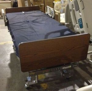 Used hill rom p870 residential beds electric for sale for Beds january sales