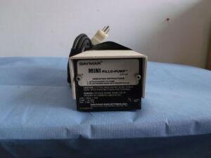 GAYMAR Mini Pillo-pump APP-50 Air Mattress Pump for sale