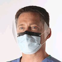 PRESTIGE AMERITECH MASK FACE FLUID RESISTANT TIE Surgical Mask for sale