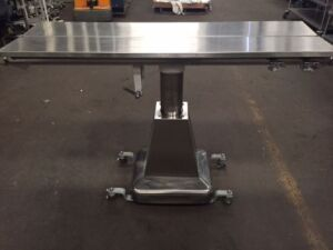Refurbished Shor Line Veterinary Surgical Surgery Table