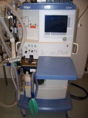 DRAGER Julian Anesthesia Machine for sale