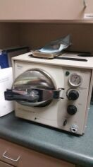 how to use simple autoclave