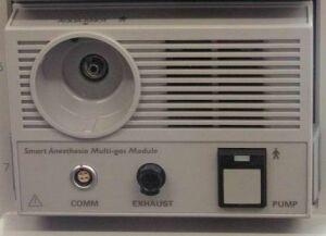 MARQUETTE Sam Multi Gas Module Anesthesia Monitor for sale