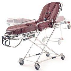 FERNO 35-A Mobile Transporter X-Frame Ambulance Cot for sale