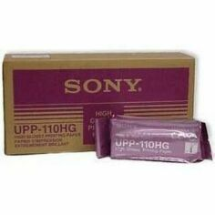 SONY UPP-110HG High Glossy Printing Paper (10 Rolls/Case) Printer Paper for sale