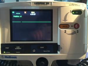 MEDTRONIC Lifepack 20 Defibrillator for sale