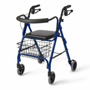 MEDLINE MDS86810B Canes Crutches Walkers Supports for sale