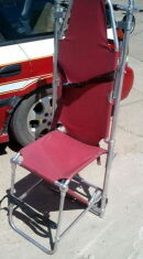 FERNO 107 EMS Stair Chair Stretcher for sale