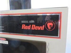 Used Red Devil 5600 Paint Shaker For Sale Dotmed Listing