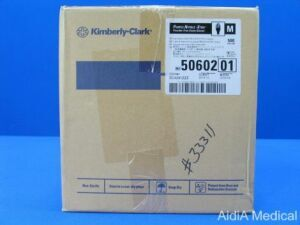 KIMBERLY CLARK 5210201 Purple Nitrile-Xtra Medium Powder Free Examination Gloves for sale
