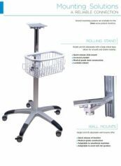 INFINIUM MEDICAL, INC OMNI CLEO Series Monitor Stand for sale