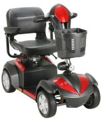 "DRIVE VENTURA 4 - 4 Wheel 18"" Seat Scooter for sale"