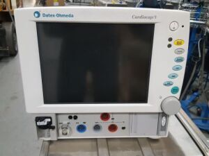 DATEX-OHMEDA Cardiocap/5 Anesthesia Monitor for sale