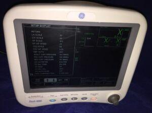 GE DASH 4000 Bedside Monitor for sale