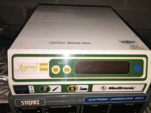 MEDTRONIC Legend EHS O/R Instruments Power for sale