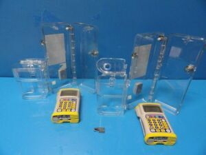 HOSPIRA 2 x  GemStar Yellow Cap Pump IV Infusion for sale