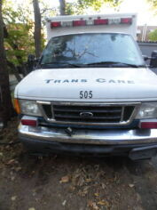 FORD 2005 TYPE III Ambulance for sale