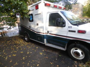 FORD 2006 TYPE III Ambulance for sale