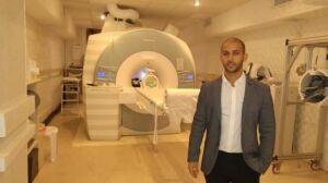 SIEMENS MAGNETOM Trio 3.0T MRI Scanner for sale